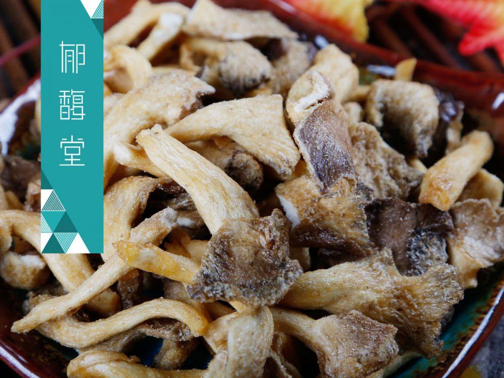 秀珍菇脆片